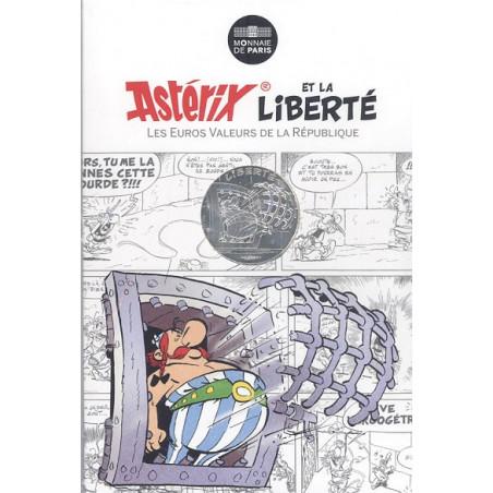 Astérix - Liberté : Obélix 10€ en argent
