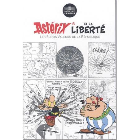 Astérix - Liberté : Astérix 10€ en argent