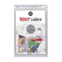 Astérix - Liberté : Bonemine 10€ en argent