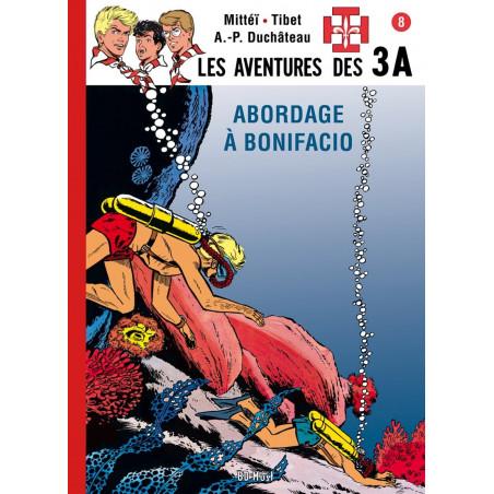 Les 3 A - T8: Abordage à Bonifacio