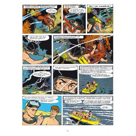 Les 3 A - T8: Abordage à Bonifacio - planche 9