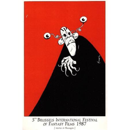 BIFFF 1987 : Franquin