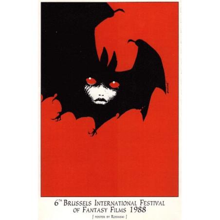 BIFFF 1988 : Rosinski