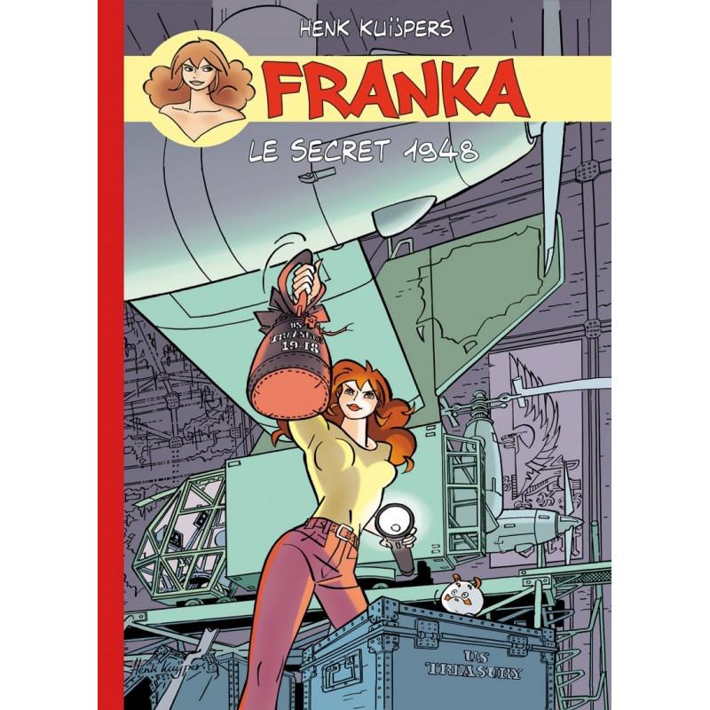 Franka : 5e série collector de 4 albums