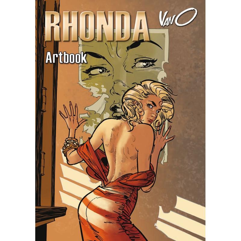 Rhonda - T2. Rebecca + Art Book