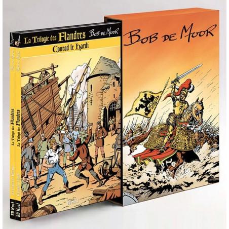 Bob De Moor : Trilogie des Flandres (3 albums sous coffret)