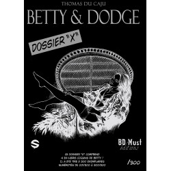 Betty & Dodge : Dossier X (portfolio)