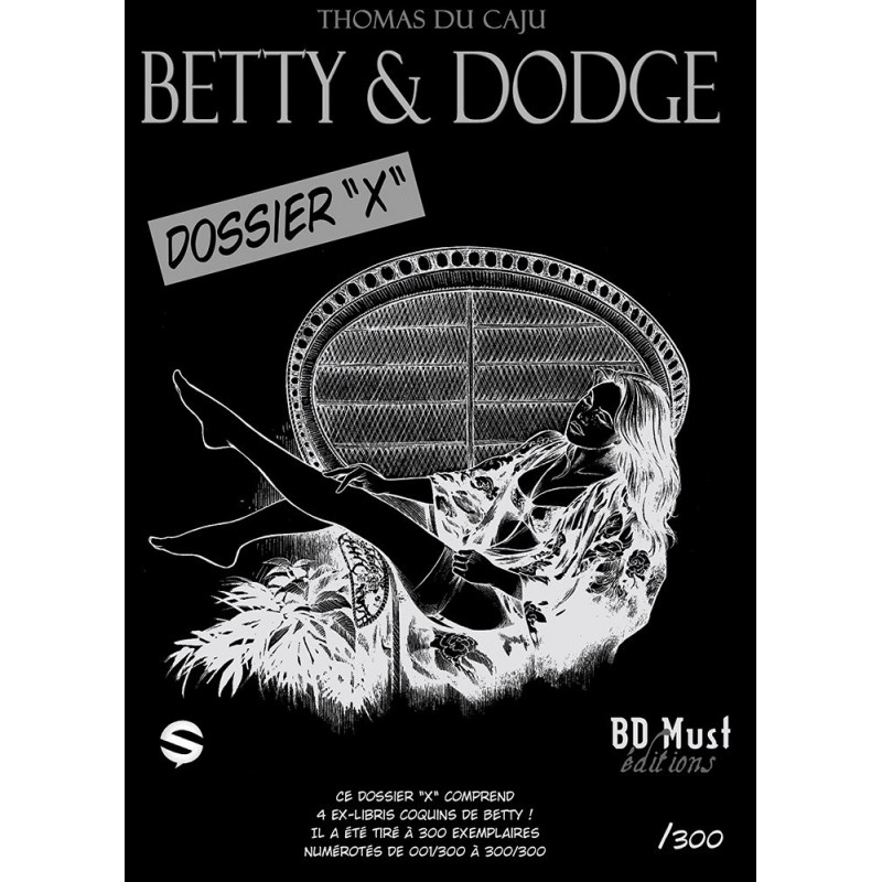 Betty & Dodge : Dossier X (portfolio)