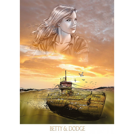 Betty & Dodge : illustration 1
