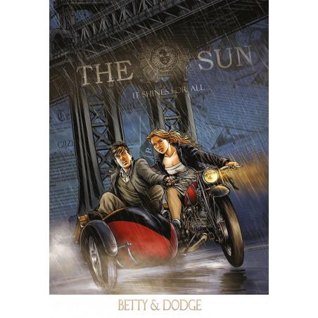 Betty & Dodge : illustration 2