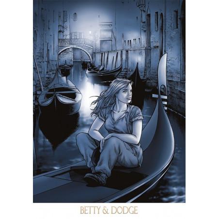 Betty & Dodge : illustration 4