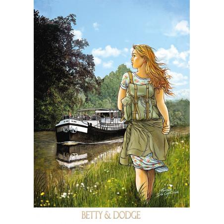 Betty & Dodge : illustration 6