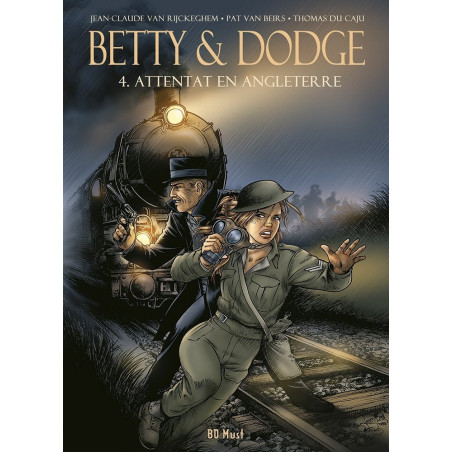 Betty & Dodge tome 4