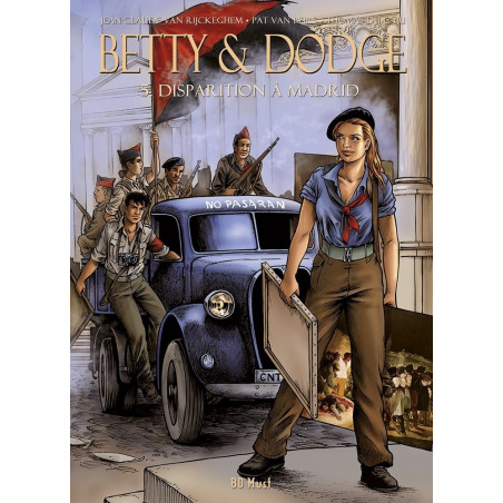 Betty & Dodge tome 5
