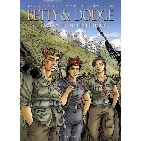 Betty & Dodge tome 6