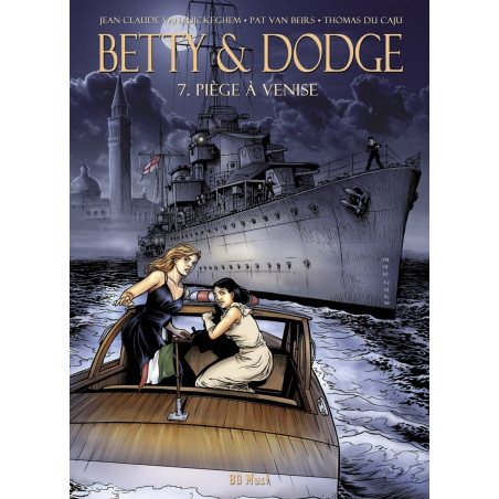 Betty & Dodge tome 7