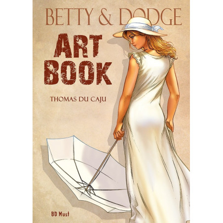 Betty & Dodge artbook