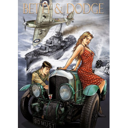 Betty & Dodge coffret intégrale 9 albums