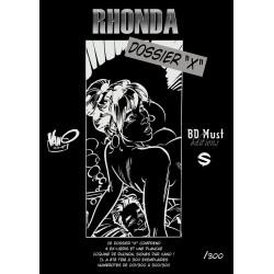 Rhonda - Dossier X (portfolio)
