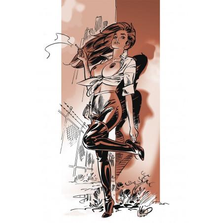 Rhonda - Dossier X - illu 2