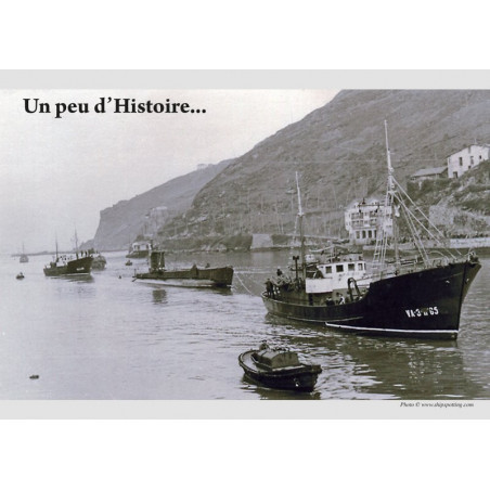 Les inédits de Bob De Moor: Le sous-marin perdu - dossier