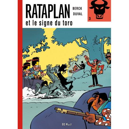 Rataplan et le signe du toro