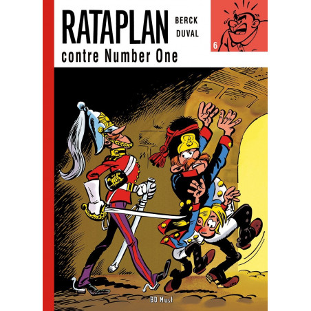 Rataplan contre Number One