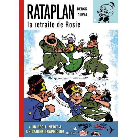 Rataplan : la retraite de Rosie