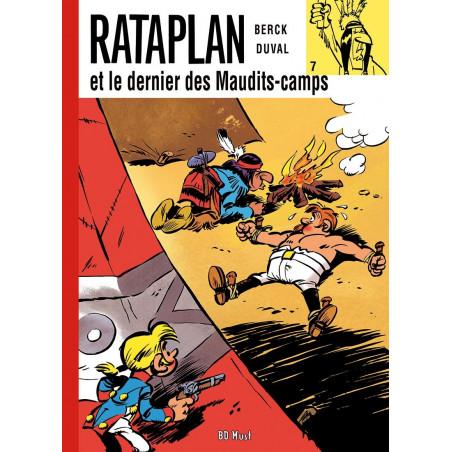 Rataplan et le dernier des Maudits-camps