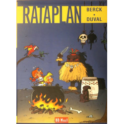 Rataplan (Berck) - coffret intégrale 9 albums