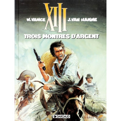 XIII - T11: Trois Montres d'Argent (E.O.) - Vance, Van Hamme