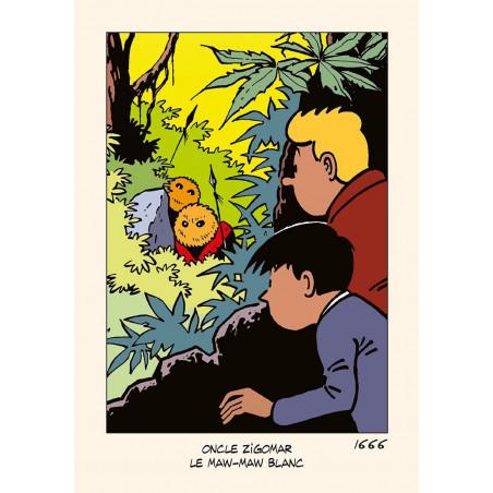 Oncle Zigomar (Bob De Moor) - Ex-libris 3