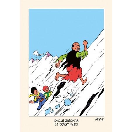 Oncle Zigomar (Bob De Moor) - Ex-libris 1