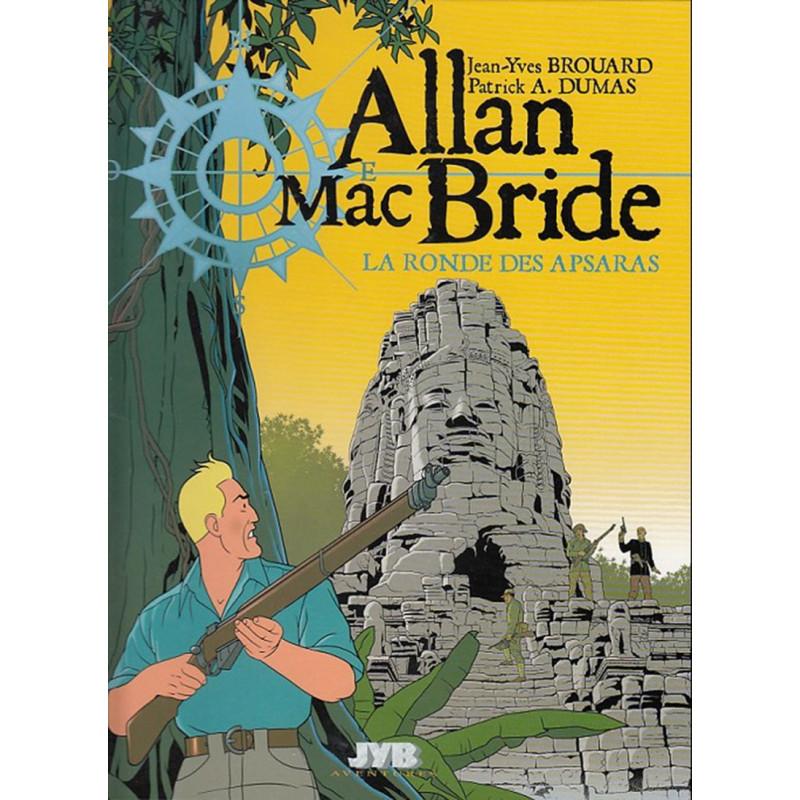 Allan Mac Bride - T5: La ronde des Apsaras