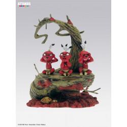 Luuna : La parabole des Pipintus - figurine