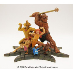 Troll de Troy - coffret collector - figurine