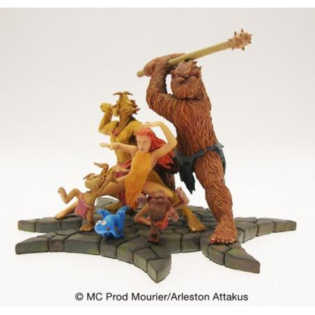 Troll de Troy - coffret collector - figurine