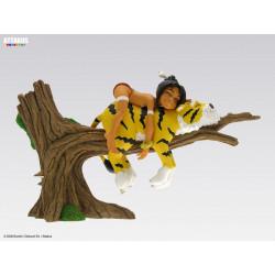 Sillage : Nävis et Houyo sur l'arbre