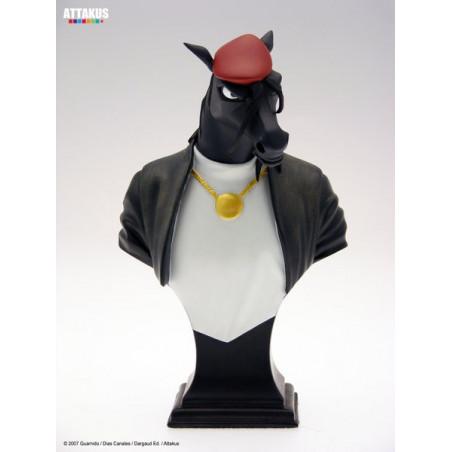 Blacksad - buste Horse Black Claws