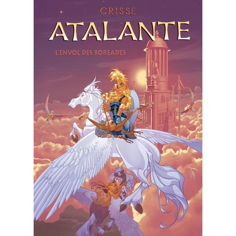 Atalante - T4 : L'envol des Boréades (TT)