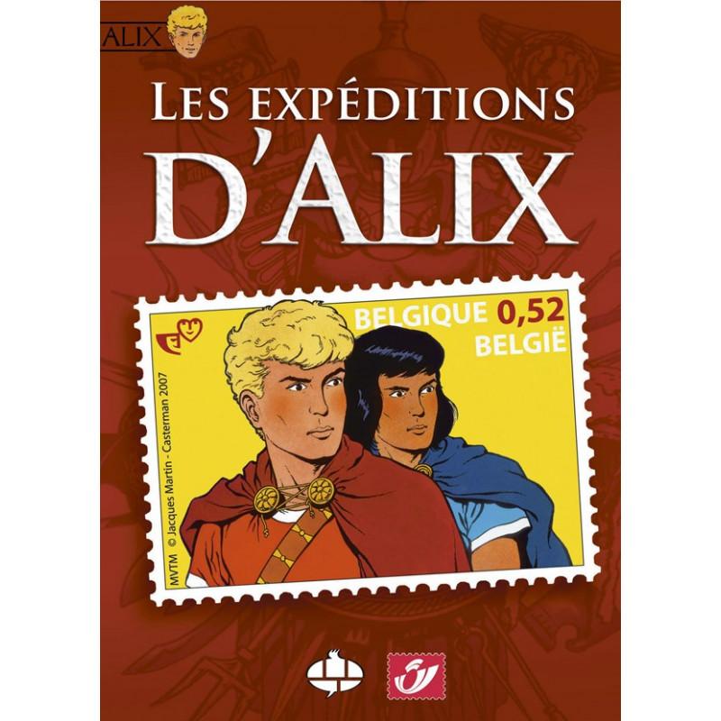 Les expéditions d'Alix (Tirage normal)