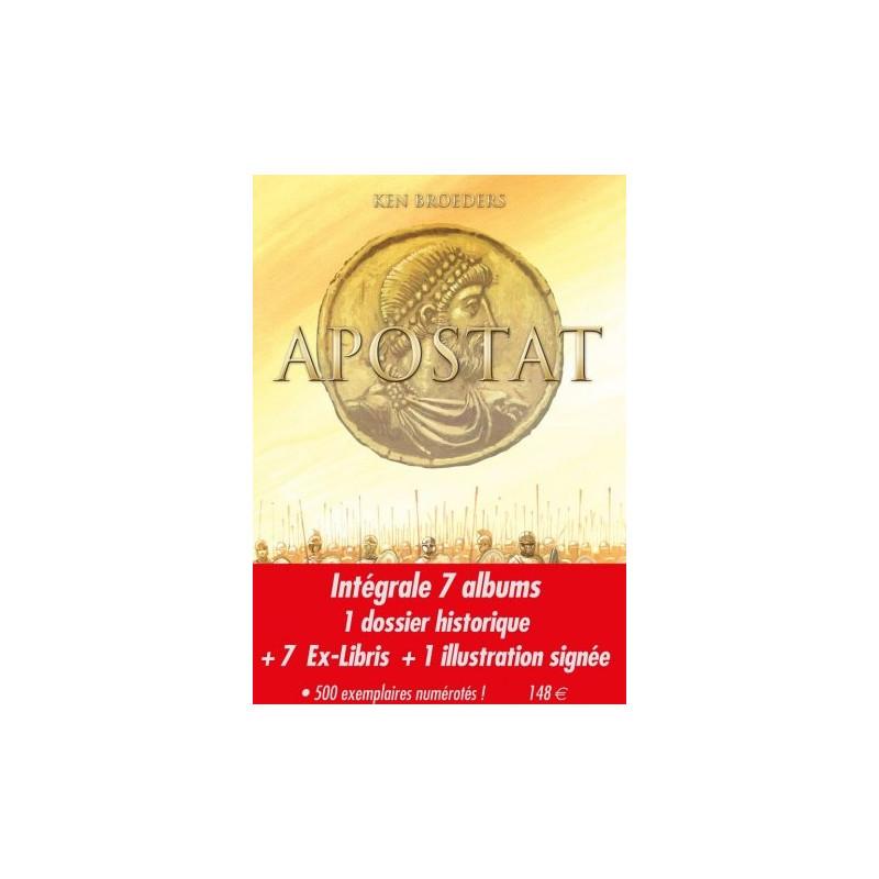 Apostat - intégrale collector en 7 albums
