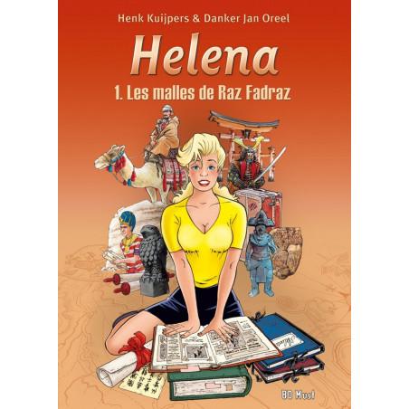 Helena - T1: Les Malles de Raz Fadraz