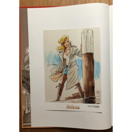 Helena - T1 ex-libris