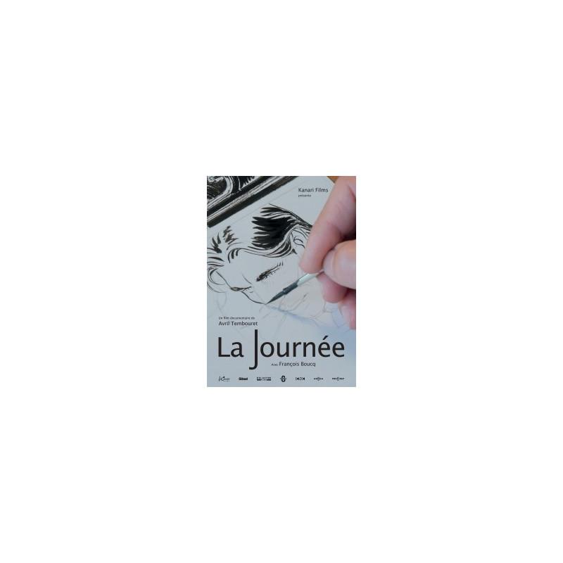 François Boucq - La journée (DVD)