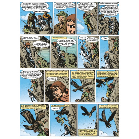Le Chevalier Blanc - T1 - page 15