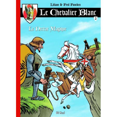 Le Chevalier Blanc - T2: Le Nectar Magique