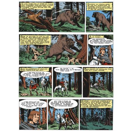 Le Chevalier Blanc - T3: Le Trésor de Nezzour-Pacha - page 3