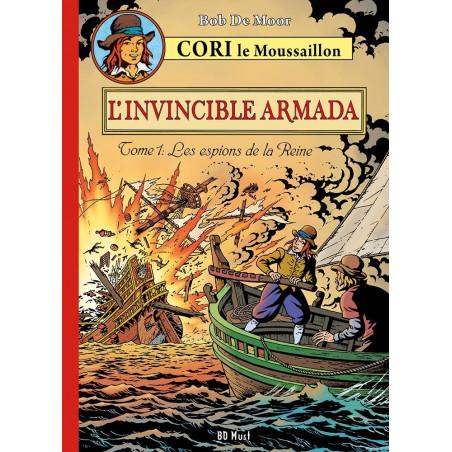 Cori le Moussaillon - T2: L'Invincible Armada - tome 1