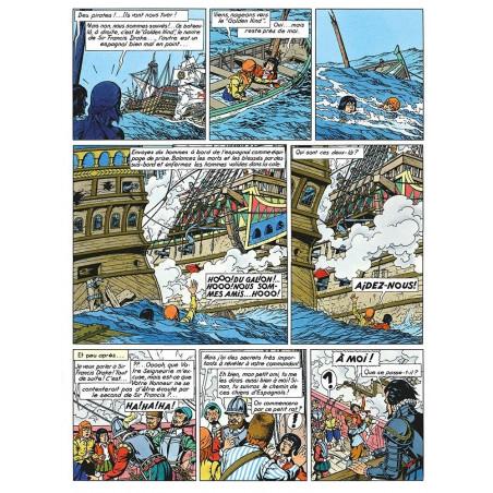 Cori le Moussaillon - T2: L'Invincible Armada - tome 1 - page 44